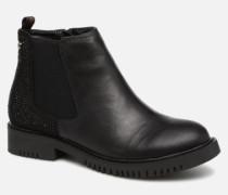 48258 Stiefeletten & Boots in schwarz