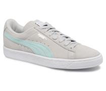 Suede Classic Wn's Sneaker in grau