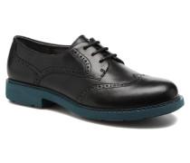 Neuman K200513 Schnürschuhe in schwarz