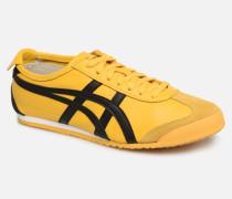 Mexico 66 M Sneaker in gelb