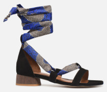 UrbAfrican Sandales à Talons #1 Sandalen in mehrfarbig
