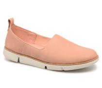 Tri Curve Sneaker in rosa
