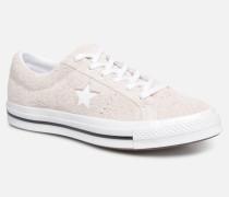 One Star OG Suede Ox W Sneaker in weiß