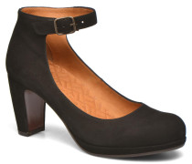 Mancha Pumps in schwarz