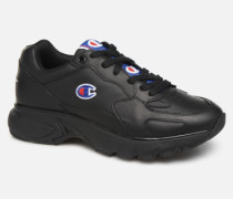 Cwa1 Leather W Sneaker in schwarz