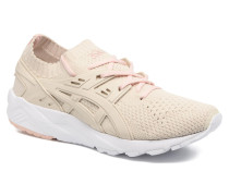 Gel Kayano Trainer Knit W Sneaker in beige