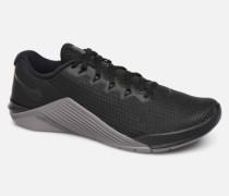 Metcon 5 Sportschuhe in schwarz