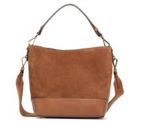 SULLIVAN SMALL BUCKET Handtasche in braun