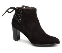 10828 Stiefeletten & Boots in schwarz