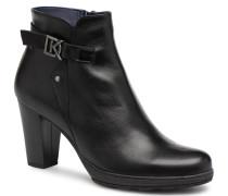 Reina 7647 Stiefeletten & Boots in schwarz