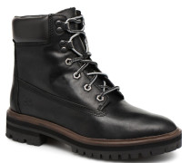 London Square 6in Boot Stiefeletten & Boots in schwarz