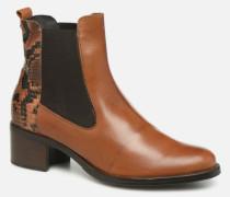 Nusnaka Stiefeletten & Boots in braun