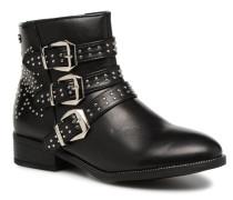 48429 Stiefeletten & Boots in schwarz