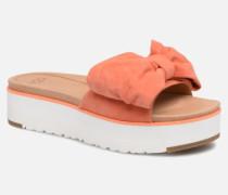 Joan Clogs & Pantoletten in orange