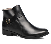 Post Stiefeletten & Boots in schwarz