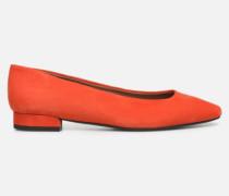 Retro Dandy Ballerine #1 Ballerinas in orange