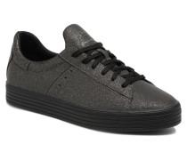 Sita Glitter LU Sneaker in schwarz