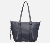 Liz Shopper Handtasche in blau