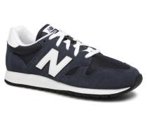 U520 Sneaker in schwarz