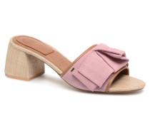Kelcel Clogs & Pantoletten in rosa