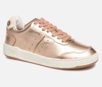 Common Sneaker in rosa