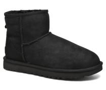 W Classic Mini II Stiefeletten & Boots in schwarz