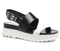 DYeletta WS Sandalen in schwarz