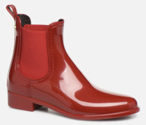 Comfy Stiefeletten & Boots in rot