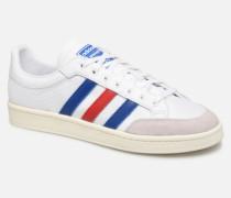 Americana Low Sneaker in weiß
