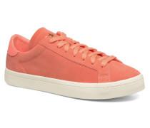 Court Vantage H Sneaker in orange