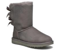 Bailey Bow II Stiefeletten & Boots in grau