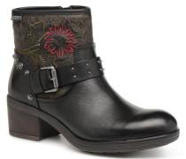 Lyon W6N8684 Stiefeletten & Boots in schwarz