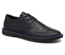 Morrys Schnürschuhe in blau
