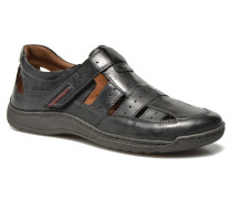 Milo 07 Sandalen in schwarz
