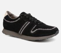 M Trigo Spill Seam Sneaker in schwarz