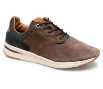 JAYKER COMB Sneaker in braun