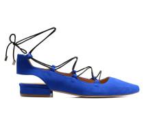 Seven Tease #3 Ballerinas in blau