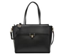 MC 904 Porté épaule Handtasche in schwarz