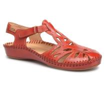 P. VALLARTA 655 in 8312 coral Ballerinas rot