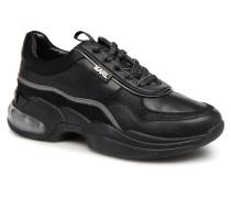 Ventura Lazare Lthr Sneaker in schwarz