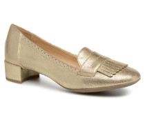 D CAREY C Pumps in goldinbronze