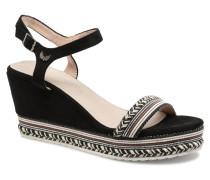 Slyde Sandalen in schwarz