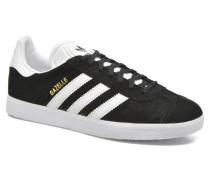 Gazelle Sneaker in schwarz