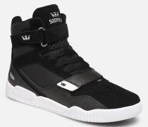 Breaker Sneaker in schwarz