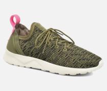 Zx Flux Adv Virtue Sock W Sneaker in grau