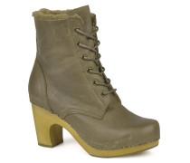 Erikson Fur Stiefeletten & Boots in grün
