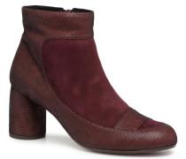 Mussol Stiefeletten & Boots in weinrot