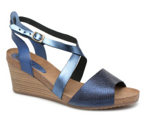 Spagnol Sandalen in blau