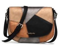 ARES VARSOVIA Handtasche in goldinbronze