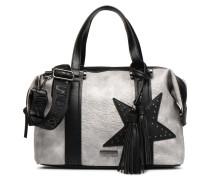 Jem Bowling Bag Handtasche in grau